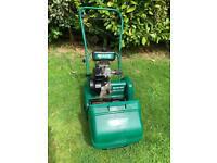 Qualcast 35 s self lawnmower self drive cylinder
