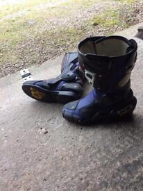 Sidi bike boots