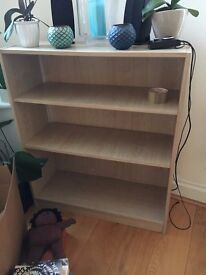 SMALL, DEEP BOOKCASE