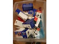bundle of colour / black ink cartridges
