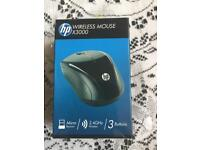 Wireless HP Mouse