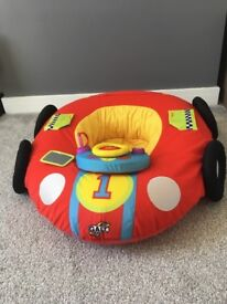 Galt playnest inflatable baby support ring car