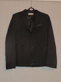 Black dinner jacket