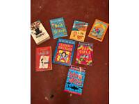 Selection of teenage books