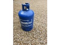 Completely full 15kg Butane gas cylinder