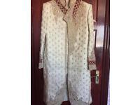 Mens wedding sherwani suit