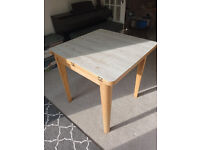 Dining Room Table (Extendable with storage)