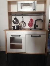 Children's IKEA kitchen