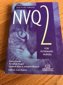 NVQ 2 for Veterinary Nurses