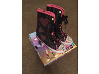 Girls Sketchers Twinkle Tall Boots