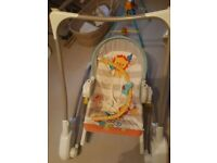 Fisher Price 3in1 Swing 'n Rocker