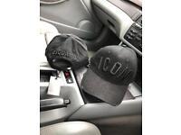 Dsquared2 ICON cap black/black