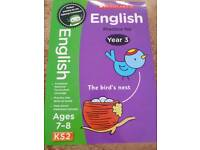 Excellent year 3 English book