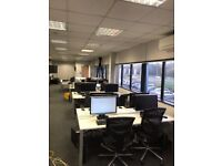 Desk space to rent £200 per month, Milton Keynes based near junction 14