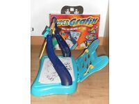 Supergrafix, Box of Shocks, Gross Magic, Smashed Potatoes, Monopoly Zappped, Doggie Doo, Shark Chase