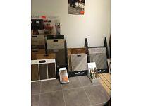Flooring display stands