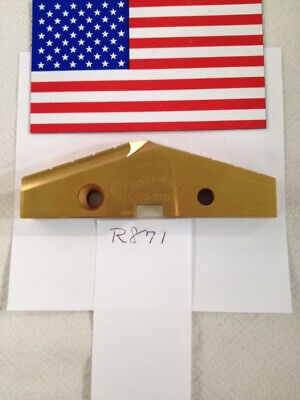 1 New 3-3132 Allied Spade Drill Insert Bit Amec. 437t-0331. Usa Made. R871