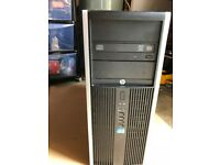 HP Elite Tower 8300 Intel i7-3770 3.40GHz 8GB DDR3 300GB Win READY WiFi USB 3.0