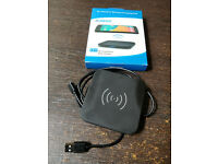 Wireless charger for android phones