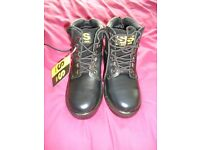 Work Boots Size 38 UK 5. Sterling Safety