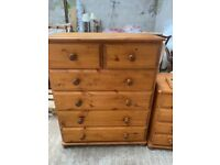 Drawers & Dressing Table