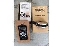 Armenci dog training collar *NOT Electric