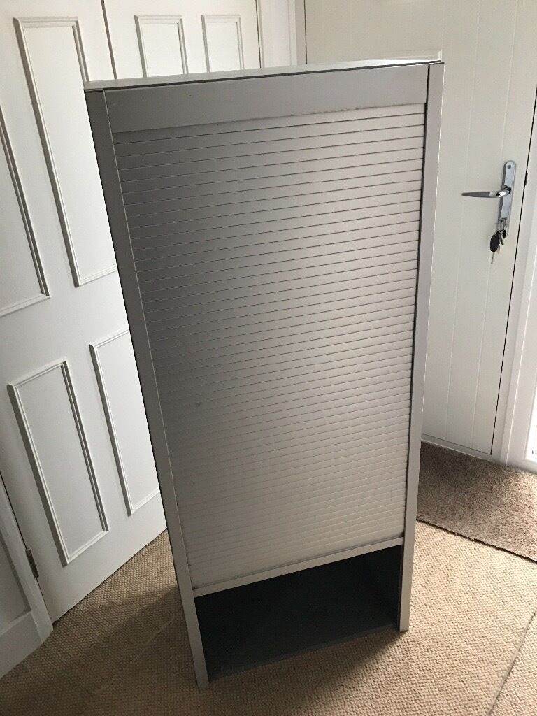 kitchen roller cabinet ikea roller shutter cupboard in bookham surrey gumtree 21986