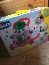 New baby steps activity walker