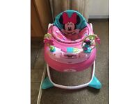 Immaculate condition Minnie Mouse walker