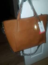 Fiorelli tan tote bag brand new