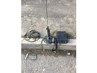 CB Radio with Aerial