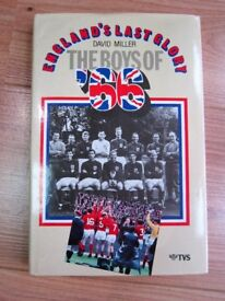Englands last glory book.