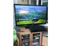 """47""""; LG lcd 3D TV and Samsung 3D/blueray/PLAYER 500gb recorder"""