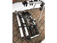 Thule G5 4 bike carrier - tow bar fitting