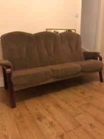 Three seater sofa - Good as new