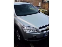 4x4 SUV DIESEL AUTOMATIC 7 SEATER 2 liter Low mileage Full history CHEVROLET CAPTIVA