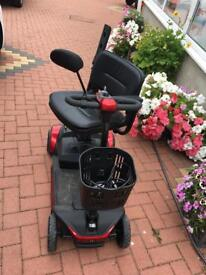 Q Tech mobility scooter