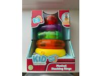 Baby Toy - Musical Stacking