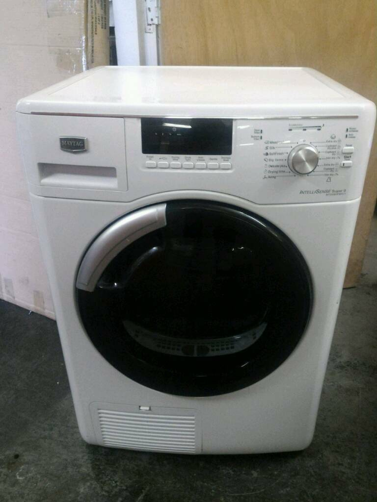 Maytag 9kg Condenser Tumble Dryer in WhiteMTD09HPWH/1, Heat Pump Technologyin Bolton, ManchesterGumtree - Viewers WelcomeFollow us FB NWFURNITURESMsg us regarding delivery quotationNWfurnituresUnit 26BFearnhead StreetBoltonBL33PEMonday Friday 10 5Saturday 10 3