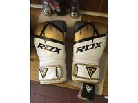 Top quality large boxing gloves (new) £25