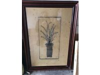 Wooden Framed painting