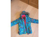 Girls ski jacket & trousers