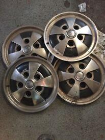Classic Rover wheel trims