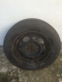 Ford Wheel with 185/65 R14 tyre