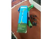 Cordless Strimmer with battery/ charger