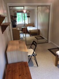 Clean, modern, single occupancy bedroom