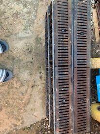 Aco-drains x4