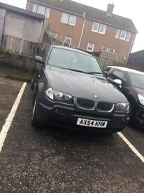 BMW X3 D SPORT 2.0D 4x4