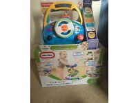 Fisher price & little tikes
