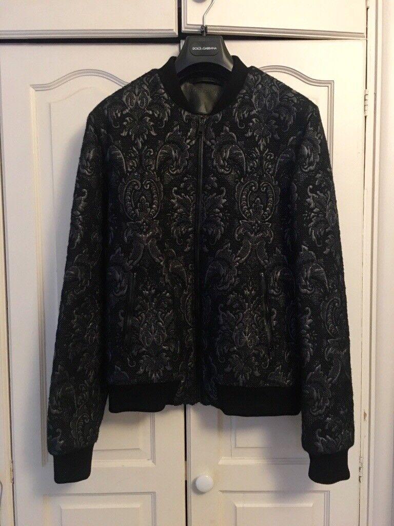 Dolce & Gabbana Men's Jacket Limited Edition